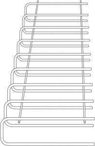 Staffa di Chiusura del Sistema Maplat