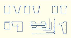 Esempi utilizzo reti per pilastri
